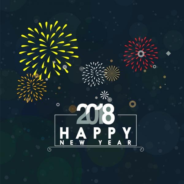 صور صور العام الجديد , اجمل تهنئه لعام 2019