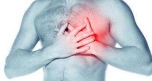 صوره اعراض الذبحة الصدرية , كيفيه معالجه الذبحه الصدريه