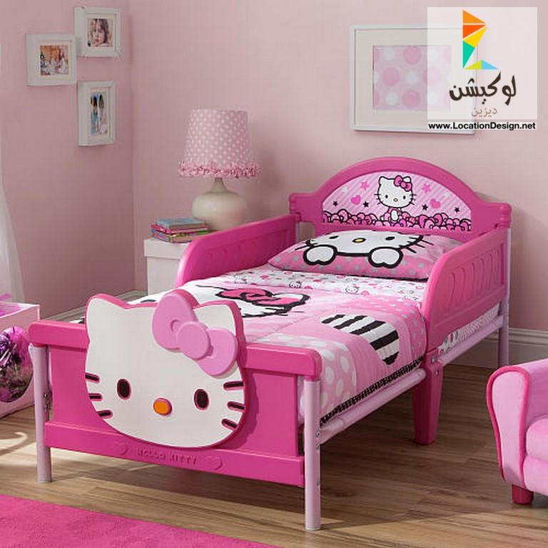غرف نوم بنات اطفال احدث الاثاث لغرفة النوم للبنت عيون