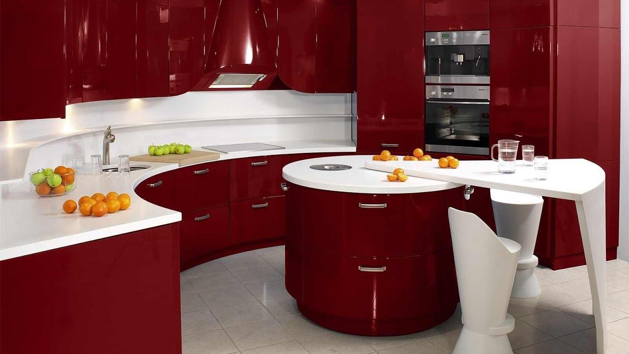 بالصور الوان مطابخ خشب , احدث تصميمات والوان المطبخ العصرى 609 3