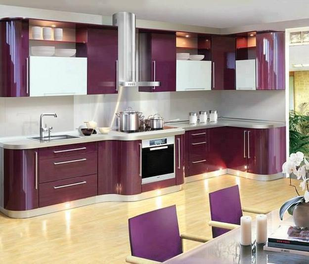 بالصور الوان مطابخ خشب , احدث تصميمات والوان المطبخ العصرى 609 7