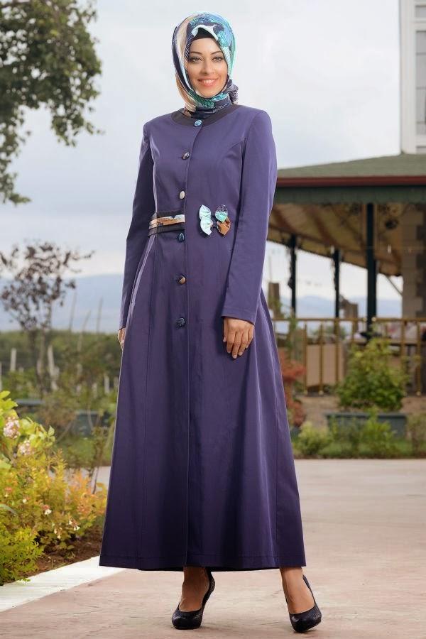 صورة ملابس شتوية للمحجبات تركية , اجمل المودلات للبس التركى للمحجبات 639 2