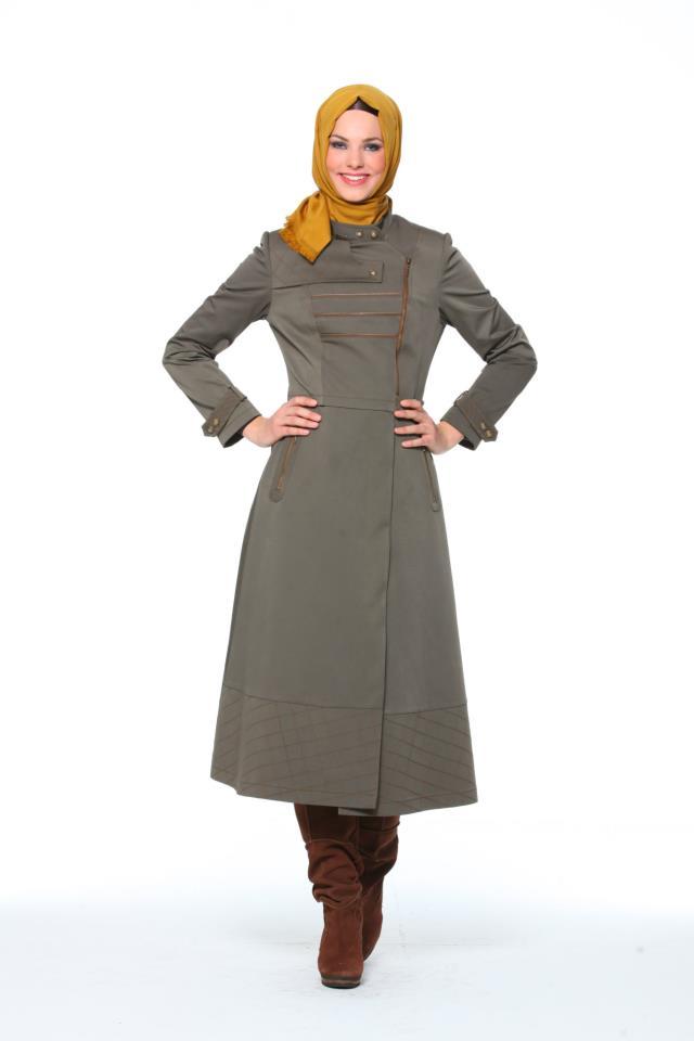 صورة ملابس شتوية للمحجبات تركية , اجمل المودلات للبس التركى للمحجبات 639 3