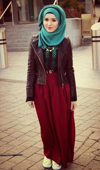 بالصور ملابس شتوية للمحجبات تركية , اجمل المودلات للبس التركى للمحجبات 639 4
