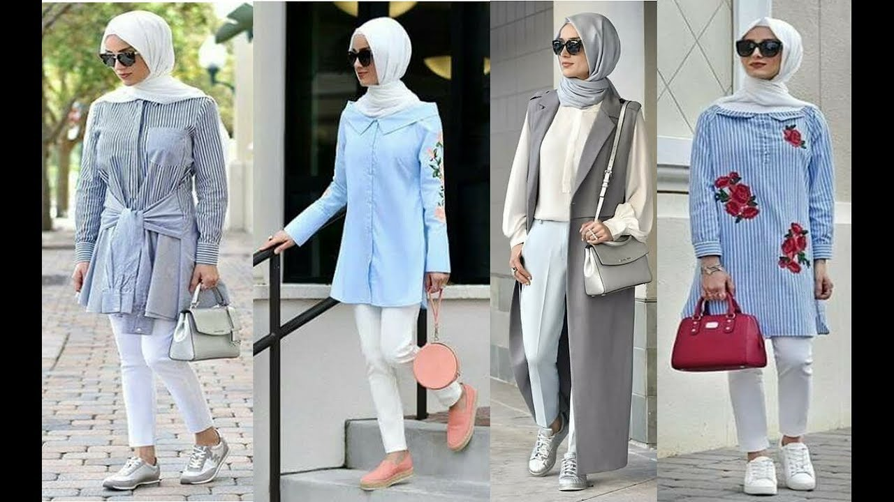 بالصور ملابس شتوية للمحجبات تركية , اجمل المودلات للبس التركى للمحجبات 639 9