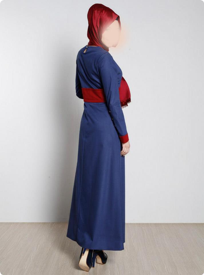 بالصور ملابس شتوية للمحجبات تركية , اجمل المودلات للبس التركى للمحجبات 639