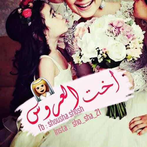 صوره صور اخت العروسه , صور رائعه لاخت العروسه فى ليلة الزفاف