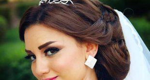 صوره تسريحه عروس , اجمل تسريحات بنات للعرس