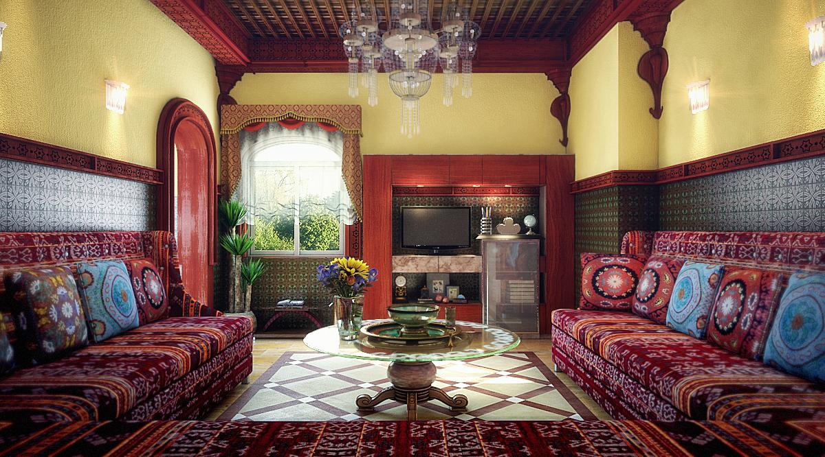 صوره ديكور مغربي , اروع الديكورات المغربية
