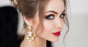 بالصور تسريحات شعر عروس , ارقي تسريحات الشعر المناسبة للعروس 1843 16 310x165