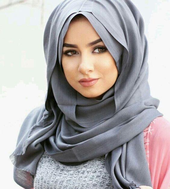 صوره حجابات 2018 , اشيك لفات الحجاب لعام 2018