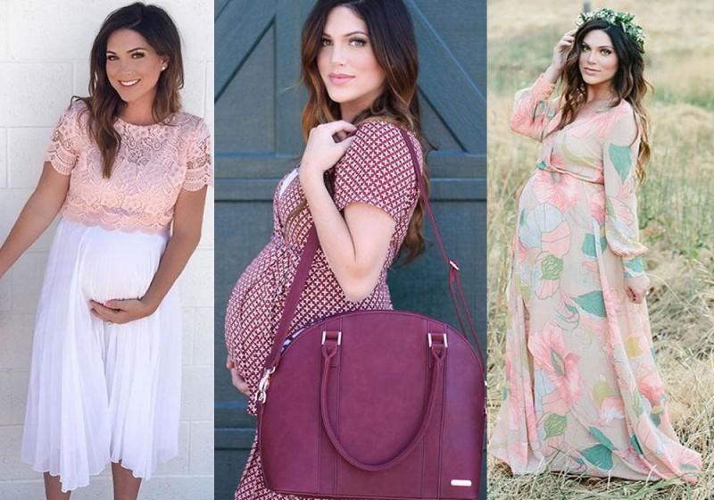 صور ملابس حوامل , اجمل الملابس للمراة الحامل