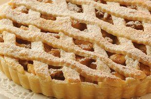 صوره طريقة عمل فطيرة التفاح , كيفية عمل فطيرة بحشو التفاح