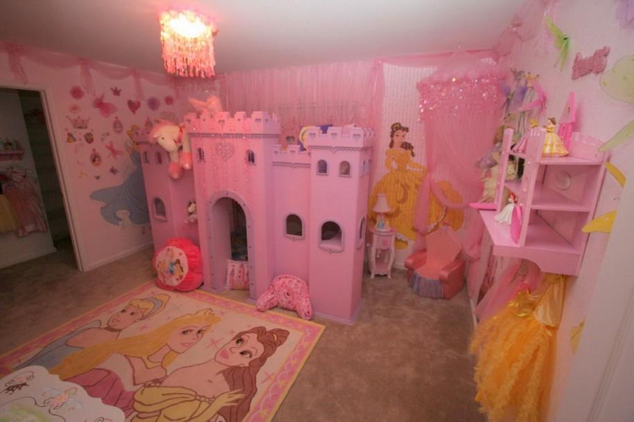 بالصور غرف نوم اطفال بنات , صور اجمل الغرف للبنات الصغيره تحفه 464 12