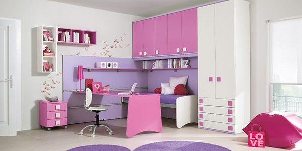 بالصور غرف نوم اطفال بنات , صور اجمل الغرف للبنات الصغيره تحفه 464 14