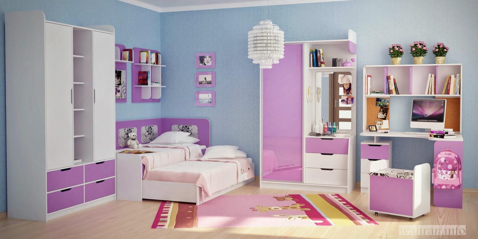 بالصور غرف نوم اطفال بنات , صور اجمل الغرف للبنات الصغيره تحفه 464 15
