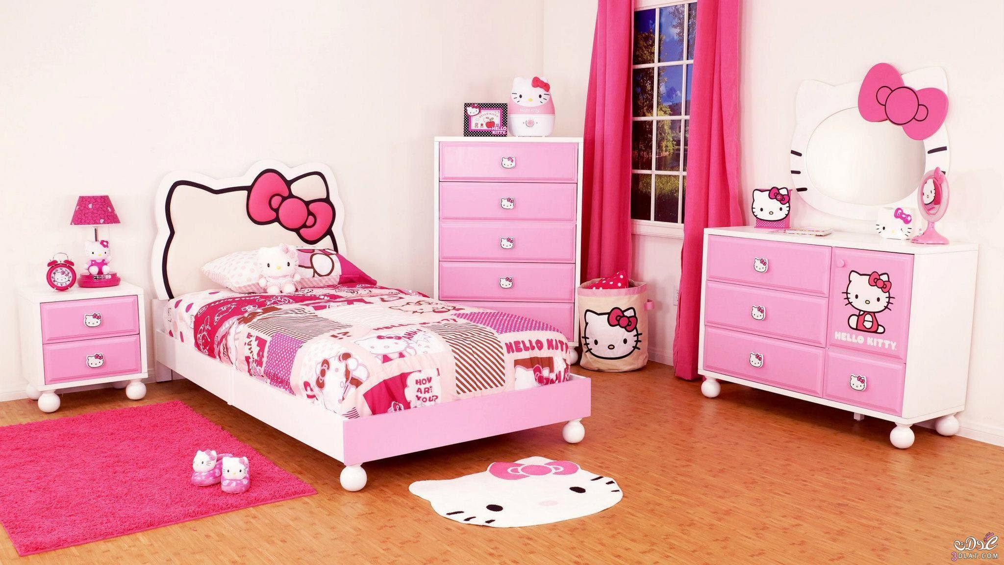 بالصور غرف نوم اطفال بنات , صور اجمل الغرف للبنات الصغيره تحفه 464 4
