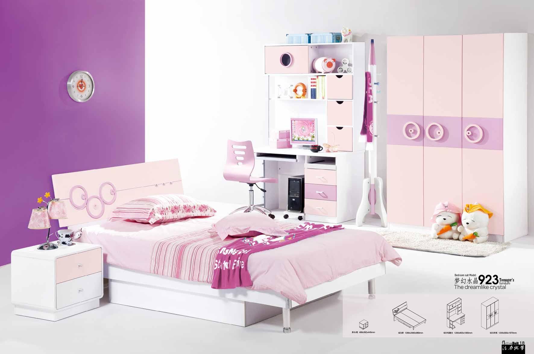 بالصور غرف نوم اطفال بنات , صور اجمل الغرف للبنات الصغيره تحفه 464 5