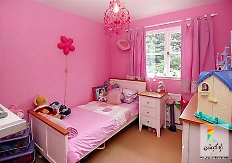 بالصور غرف نوم اطفال بنات , صور اجمل الغرف للبنات الصغيره تحفه 464 9
