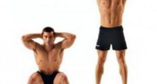 بالصور تمارين اللياقة البدنية , احصل علي جسم رشيق ومرن 4833 3 310x165