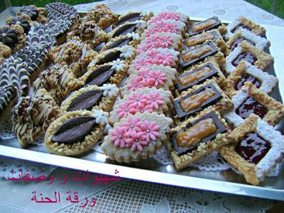 صورة حلويات الافراح بالصور والطريقة , اشهر الحلويات واجملها