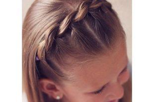 صور تساريح اطفال , تسريحات جميله ومميزه لابنتك