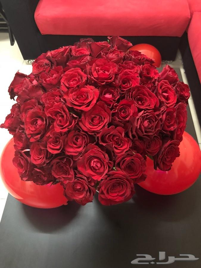 بوكيه ورد احمر عبر لمن تحب عن حبك بباقة من الورود الحمراء عيون
