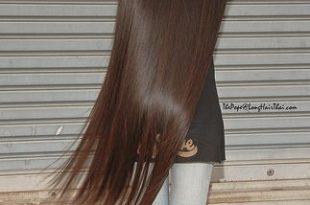 صورة خلطات تطويل الشعر , طرق لتطويل الشعر
