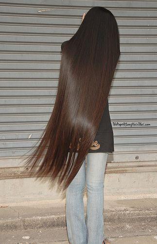 صور خلطات تطويل الشعر , طرق لتطويل الشعر
