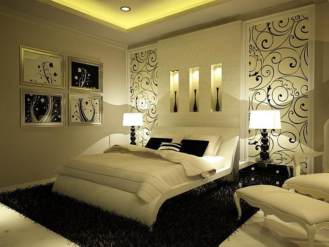 بالصور احلى غرف نوم , احدث اصدارات غرف النوم 5444 7