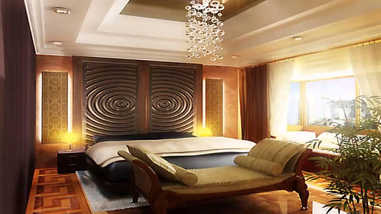 ديكورات غرف النوم الرئيسية احدث غرف نوم لعام 2019 عيون الرومانسية