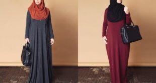 صورة ملابس للحوامل المحجبات , كيفيه اختيار ملبس للحامل مناسب لكى