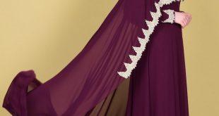 صور فساتين سهرة للمحجبات , اجمل صوره فستان سهره للمحجبات