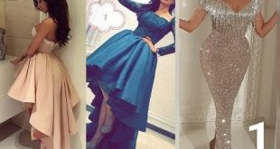 اجمل فساتين سهرة , فستان سواريه جذاب ومبهج