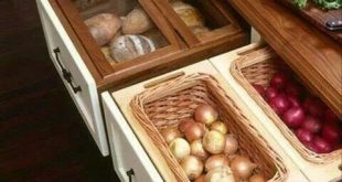 صورة افكار منزلية للمطبخ , افكار منزليه موفره وبسيطه لترتيب مطبخك