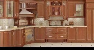 بالصور مطابخ خشب , صوره رائعه لمطبخ خشب انيق 6350 11 310x165