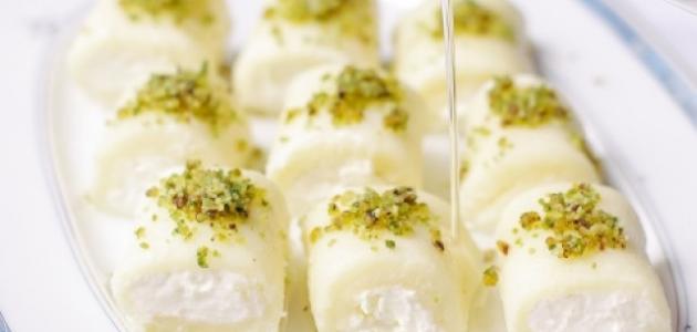 صور طريقة عمل حلاوة الجبن , اجمل الوصفات للحلويات الجبن