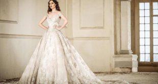 صورة فساتين اعراس فخمه , صوره فستان زفاف مميز وجديد 6602 12 310x165