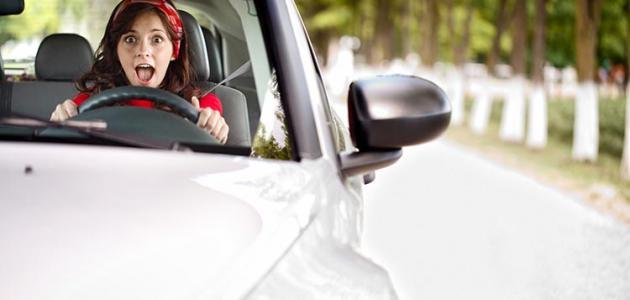 صور تعليم السواقة , كيف تقود السياره فى ايام قليله