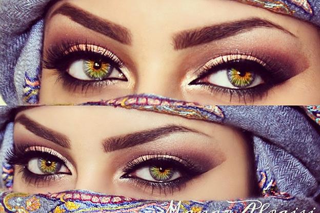 بالصور اجمل عيون النساء , احلى عيون فى العالم 726 9