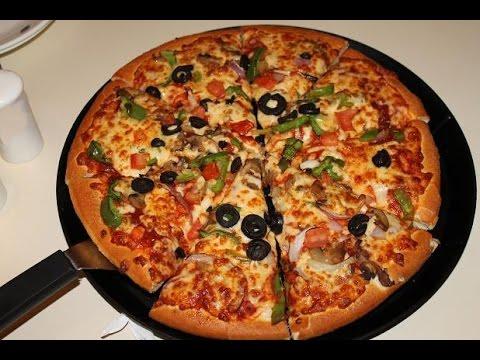 صورة طريقة عمل البيتزا بالصور خطوة خطوة , طرق متنوعه لعمل انواع البيتزا