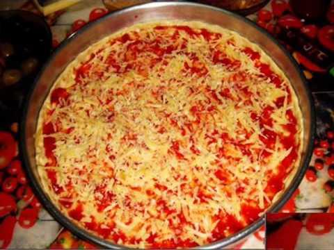بالصور طريقة عمل البيتزا بالصور خطوة خطوة , طرق متنوعه لعمل انواع البيتزا 733 2