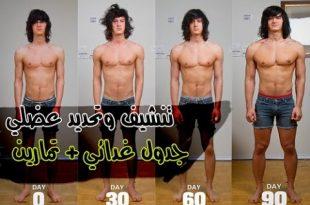 صورة برنامج كمال اجسام , اقوى التمارين الخاصه بكمال الاجسام