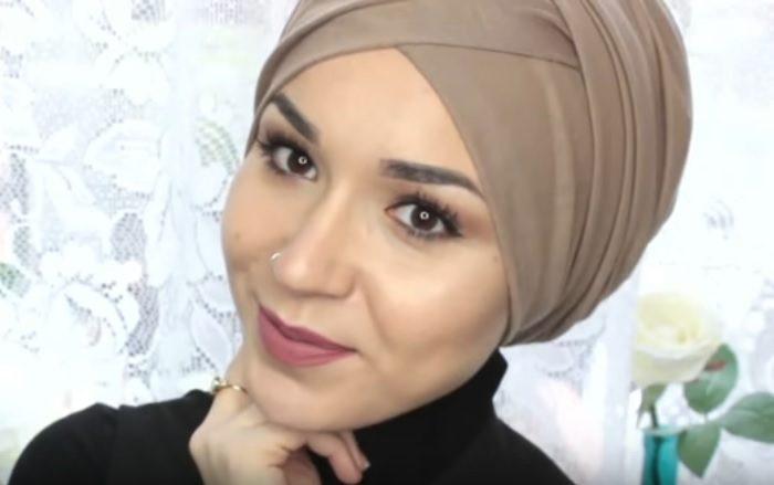 بالصور حجاب فاشون , اجمل لفات الطرح روعه 767 4