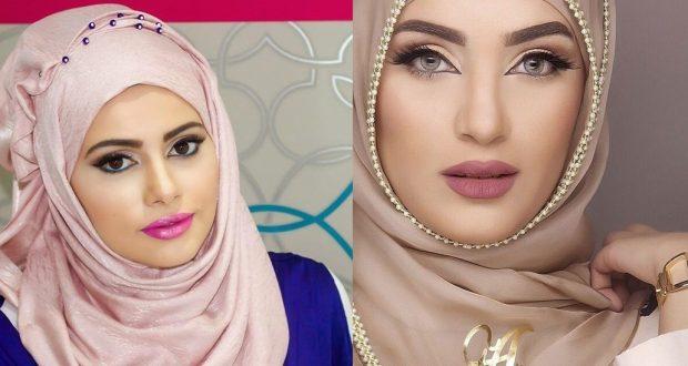 صورة حجاب فاشون , اجمل لفات الطرح روعه