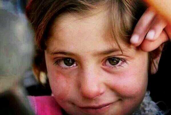 بالصور طفلة تبكي , صور اطفال حزينه مؤثره 781 13