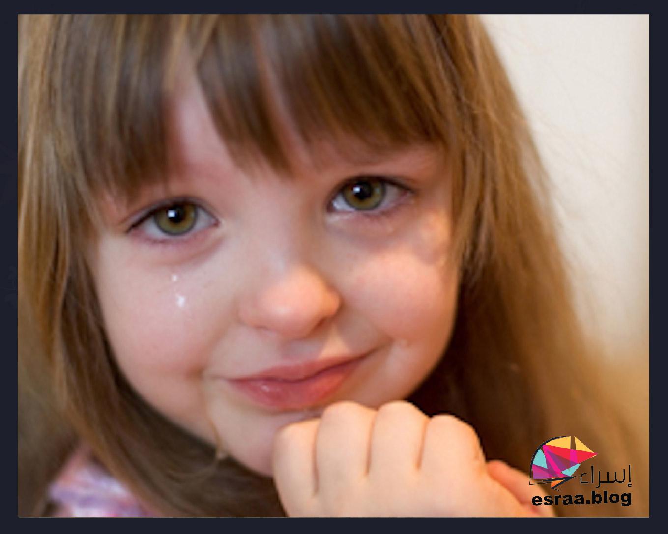 بالصور طفلة تبكي , صور اطفال حزينه مؤثره 781 18
