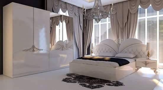 بالصور احدث غرف نوم 2019 , اجمل صور لغرفة النوم للعرايس 818 7