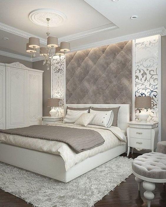 بالصور احدث غرف نوم 2019 , اجمل صور لغرفة النوم للعرايس 818 9