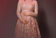 بالصور فساتين اعراس للحوامل , اجمل الفساتين السوراية للحوامل 842 5 110x75